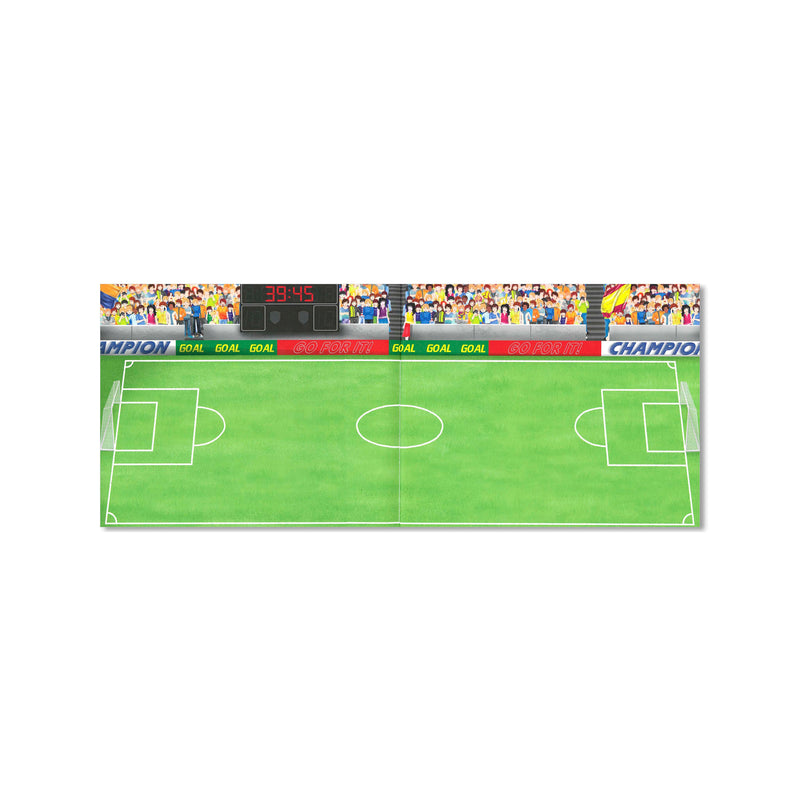 Create Your Own Soccer Game