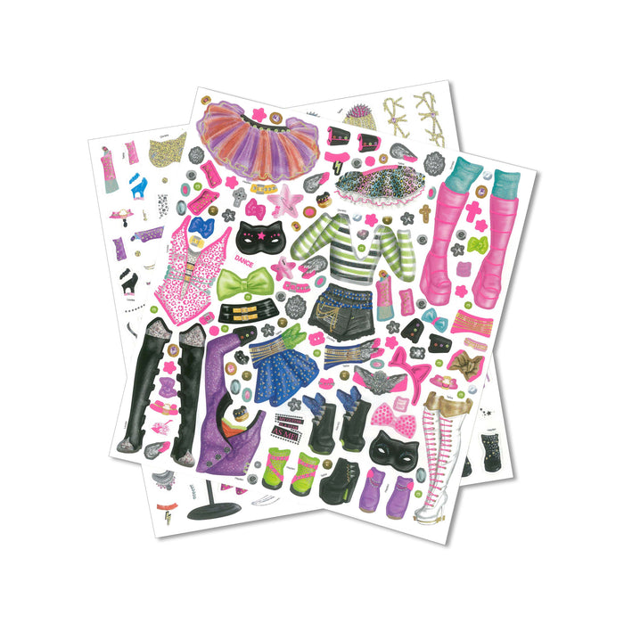 Pop Star Colouring &  Activity Book