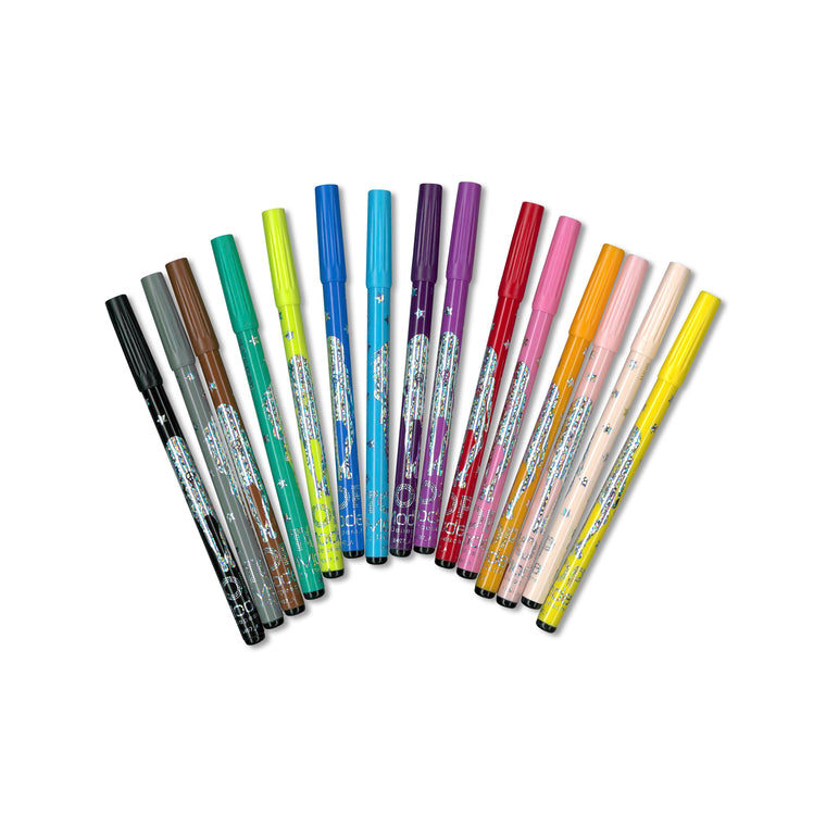 Marker Set of 15 Colours