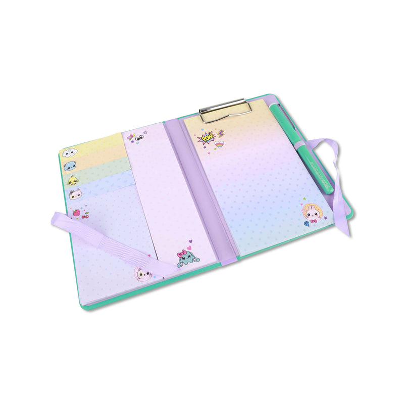 Notes To Go - Sticky Notepads with Pen