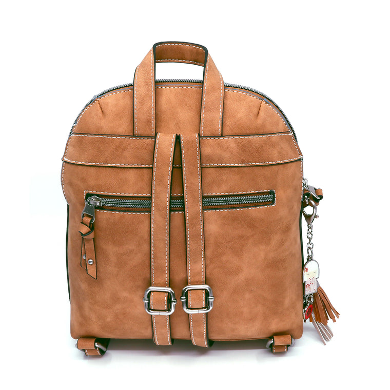 Sora – Camel Signature Backpack