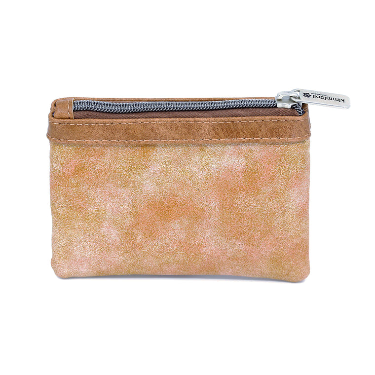Mikoko – Gold Shimmer Signature Purse
