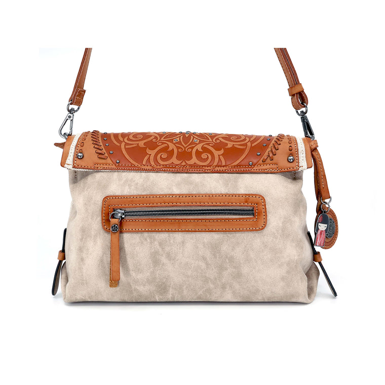 Yoka – Cuero Signature Shoulder Bag