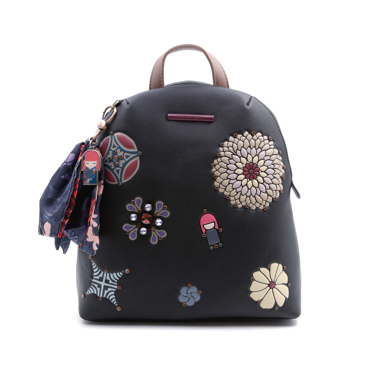 Kokoro - Black Signature Backpack