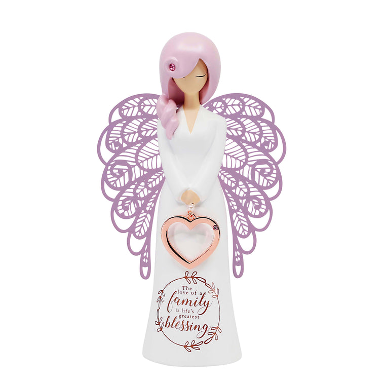 Family Blessing - 175mm Figurine