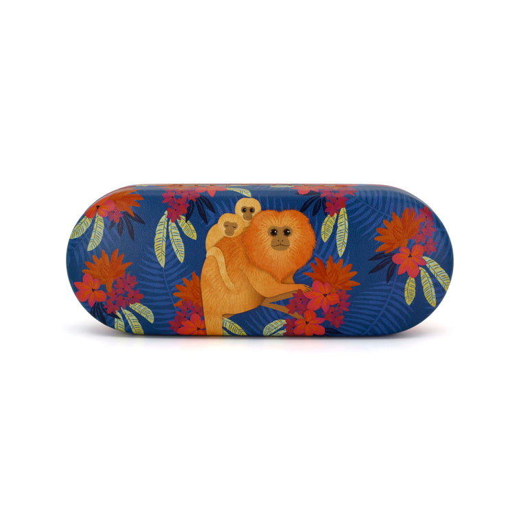 Tamarins - Glasses Case