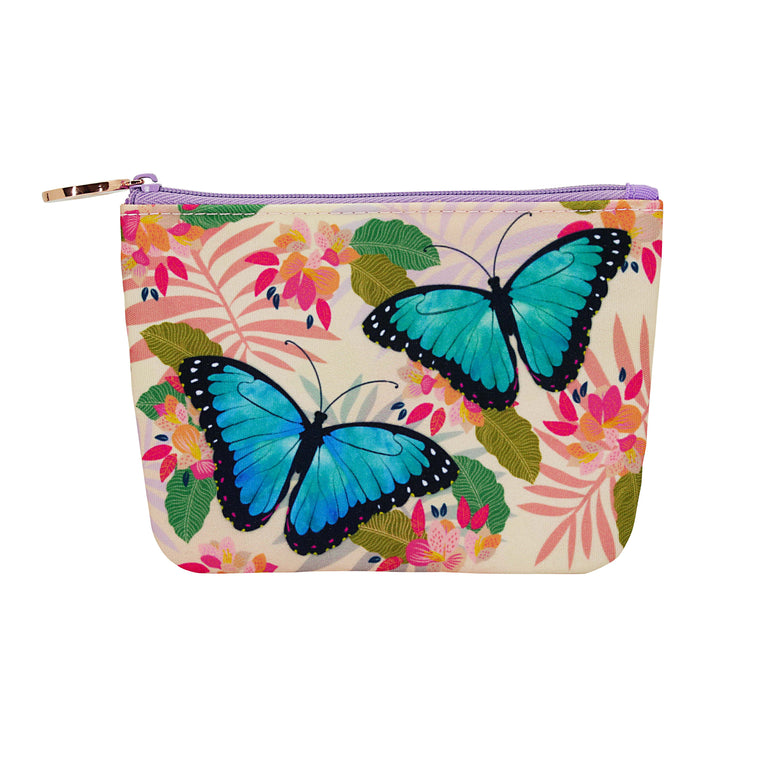 Butterflies - Coin Purse