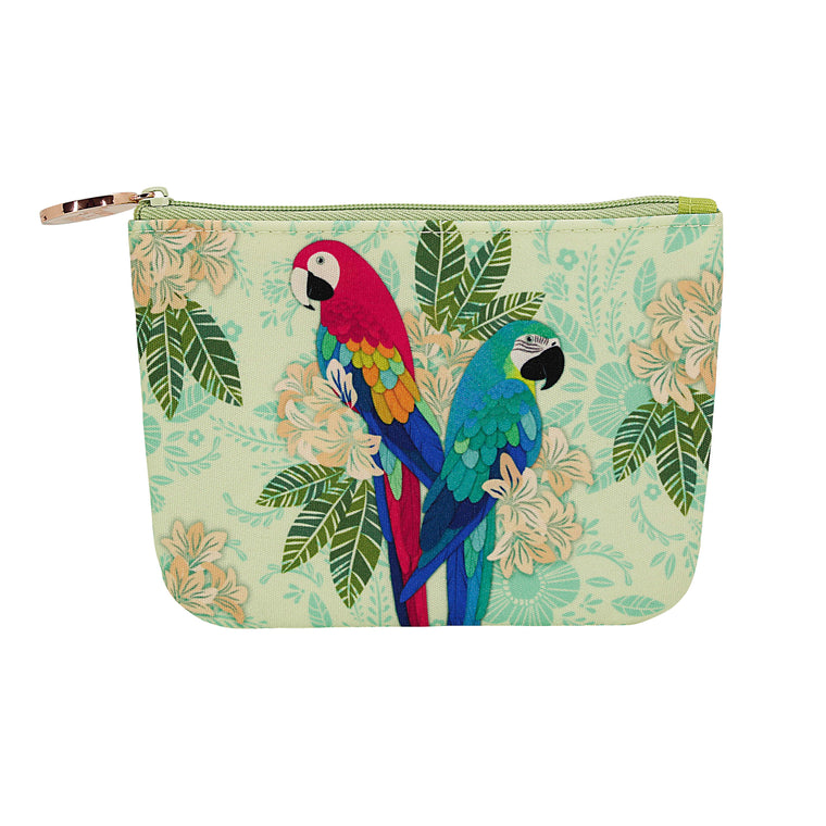 Macaws - Coin Purse