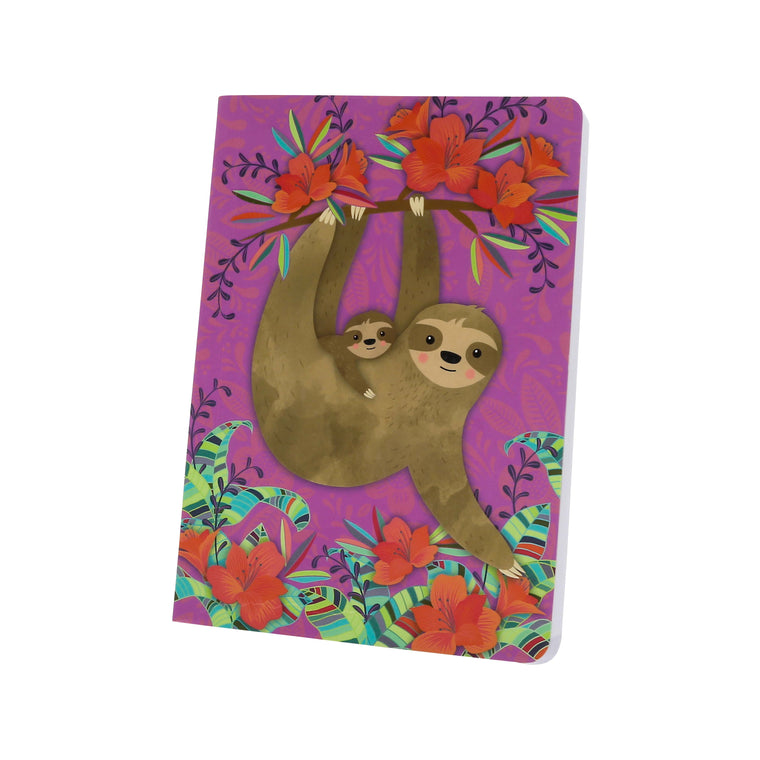 Sloths - Notebook