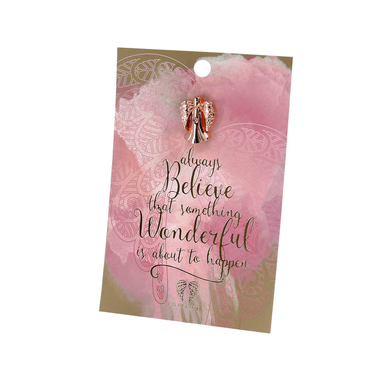 Always Believe - Pin Card