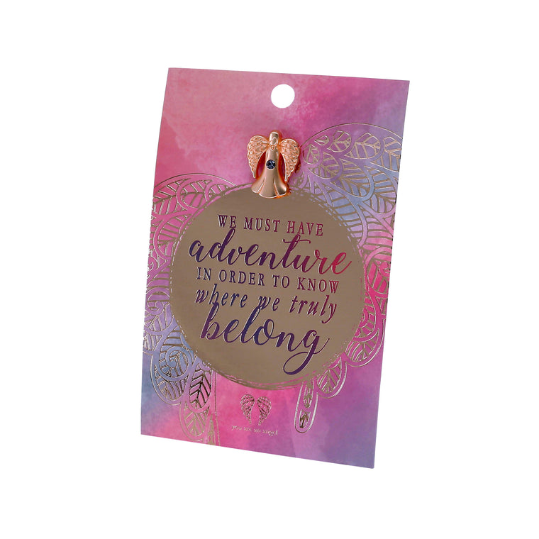 Truly Belong - Pin Card