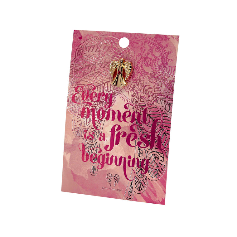 Every Moment - Pin Card