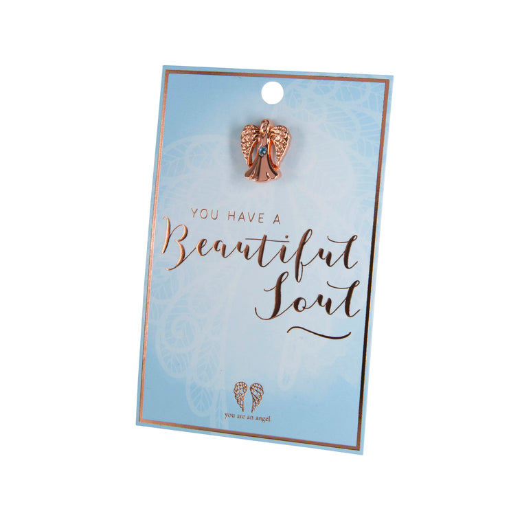 Beautiful Soul - Pin Card