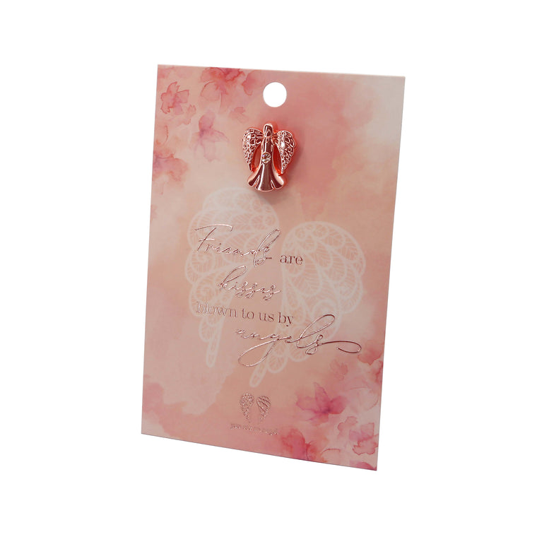 Angel Kisses - Pin Card