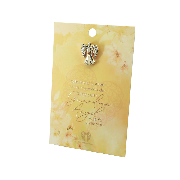 Guardian Angel - Pin Card