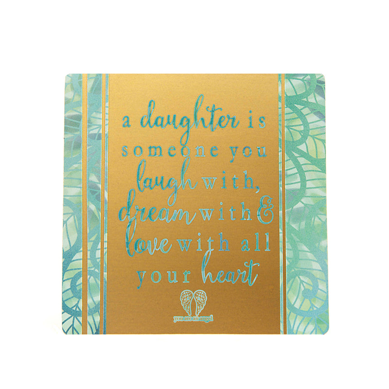 A Daughter Is - Fridge Magnet
