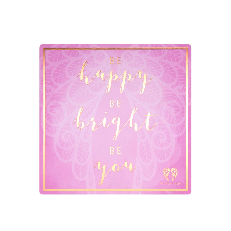 Be Happy - Fridge Magnet