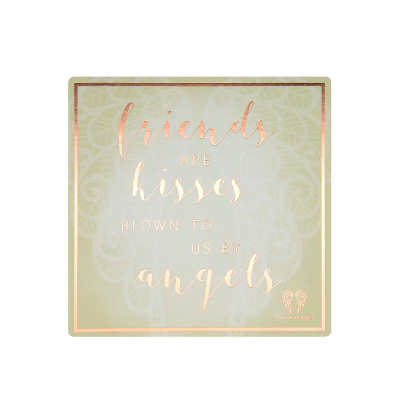 Angel Kisses - Fridge Magnet