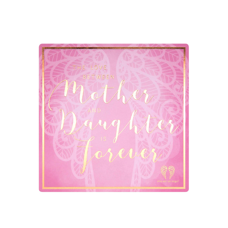 Mother and Daughter - Fridge Magnet