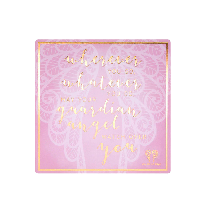 Guardian Angel - Fridge Magnet