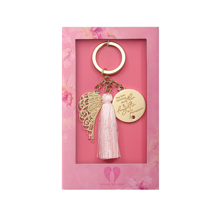 Mother and Daughter - Keychain