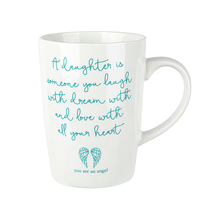 A DAUGHTER IS - MUG