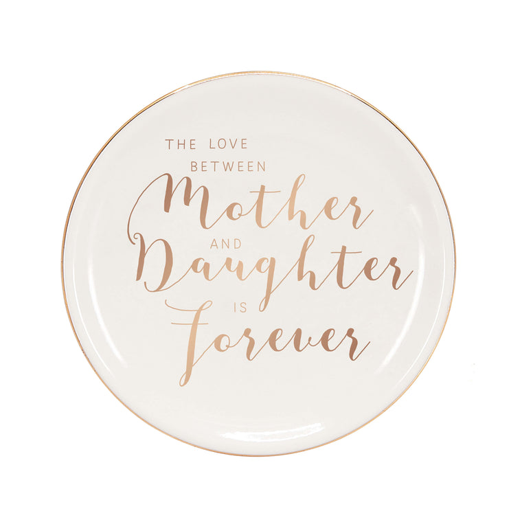 Mother and Daughter - Trinket Dish
