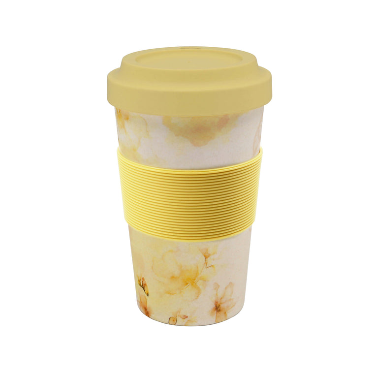 Unstoppable - Bamboo Travel Mug