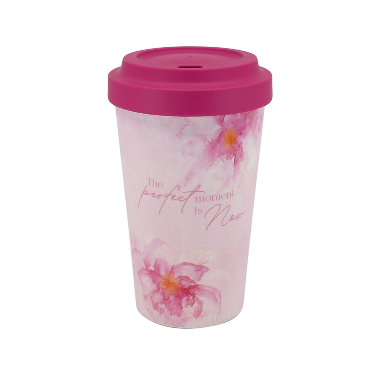Perfect Moment - Bamboo Travel Mug