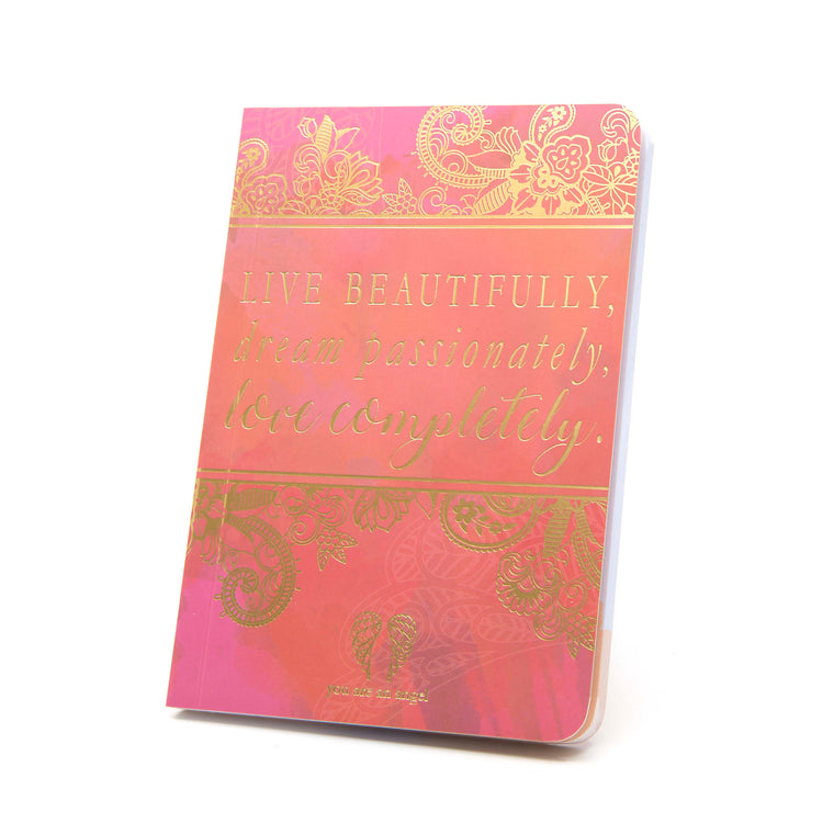 Live Beautifully - Journal