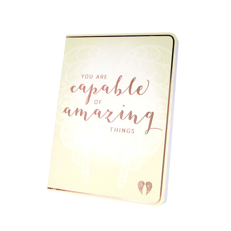 You Are Capable - Journal