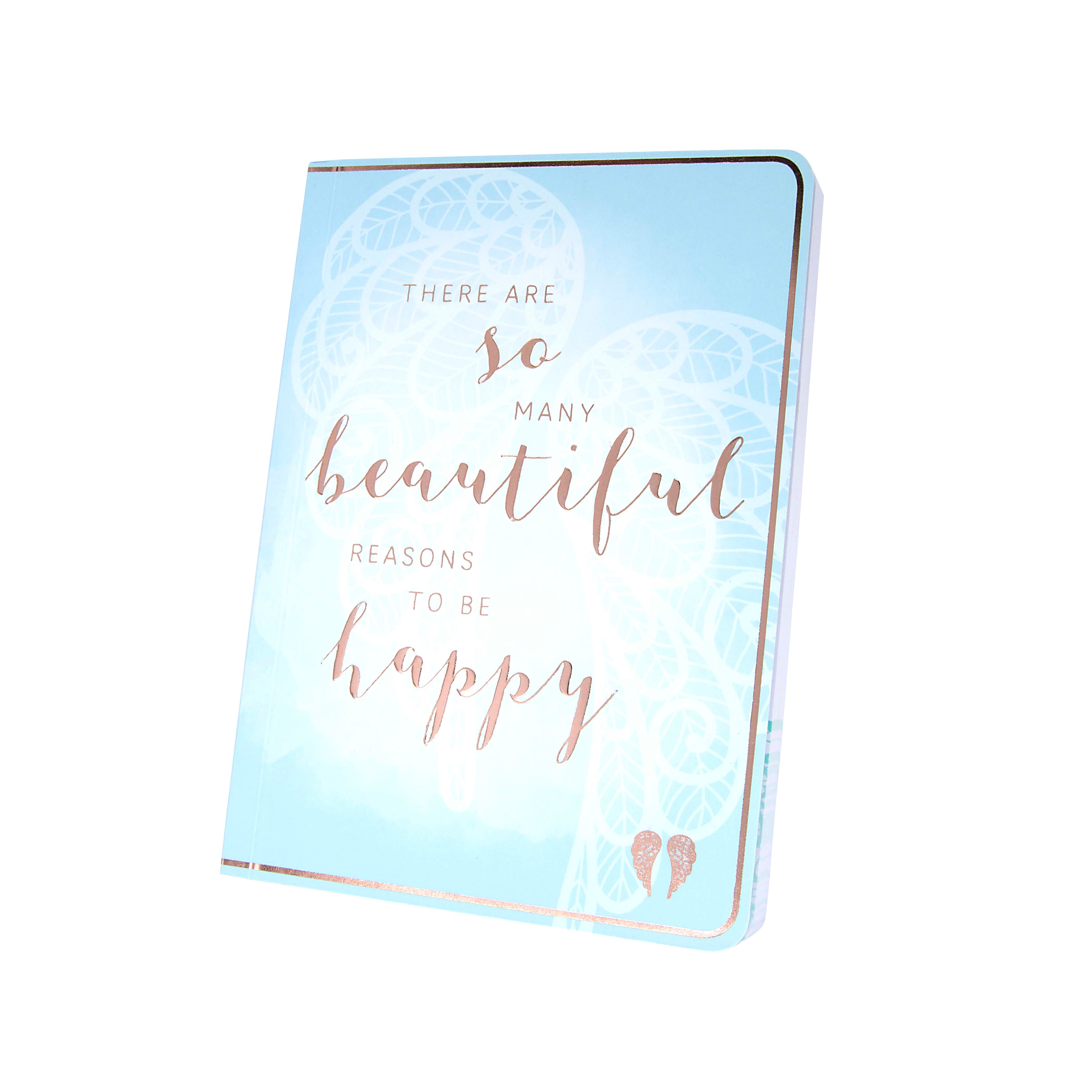 Beautiful Reasons - Journal