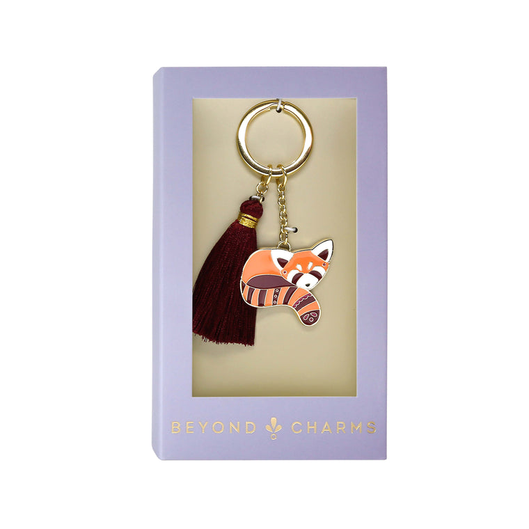 Red Panda - Keychain