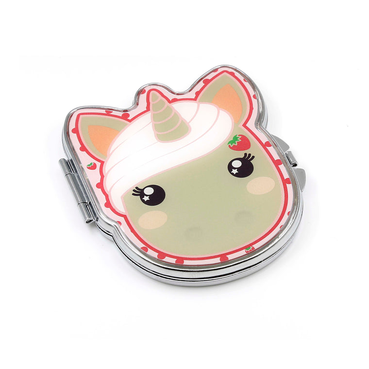 Jazzy - Metal Compact Mirror