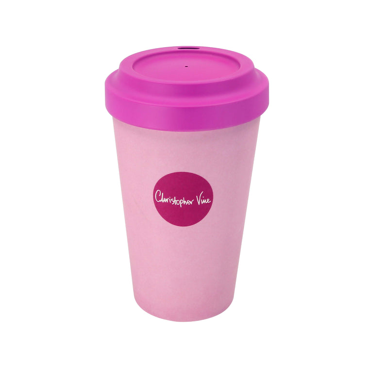 Hot Lips - Bamboo Travel Mug