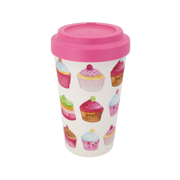 Cherry On Top - Bamboo Travel Mug