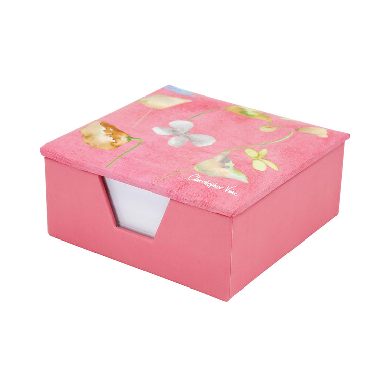 Kings Garden - Note Paper Box