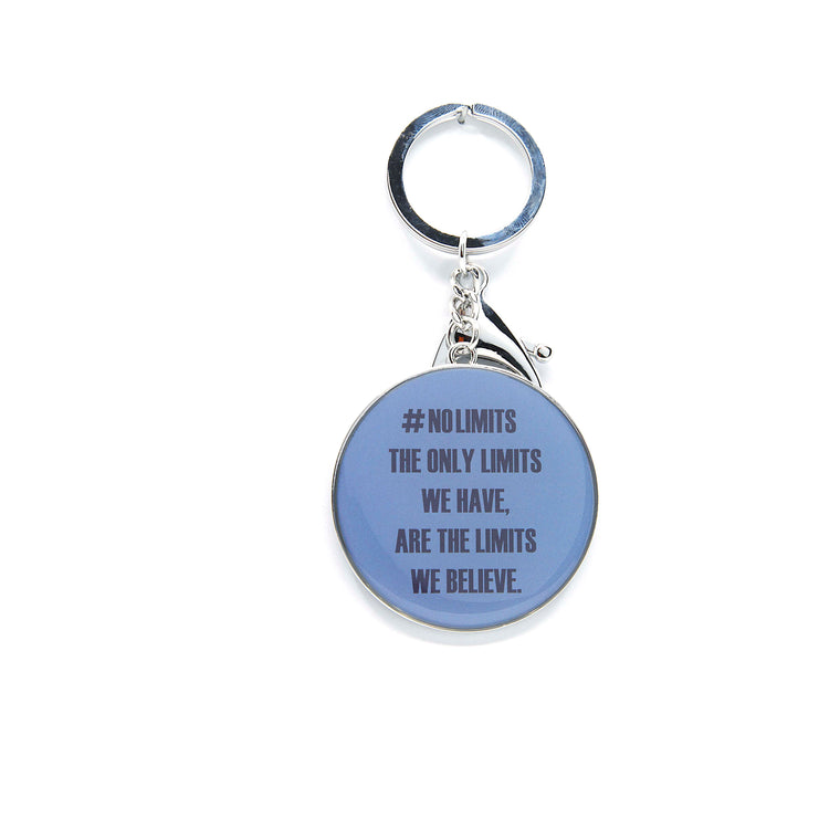 No Limits - Keychain