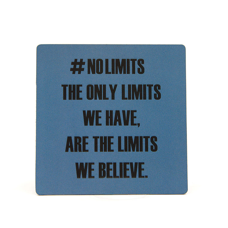 No Limits - Fridge Magnet
