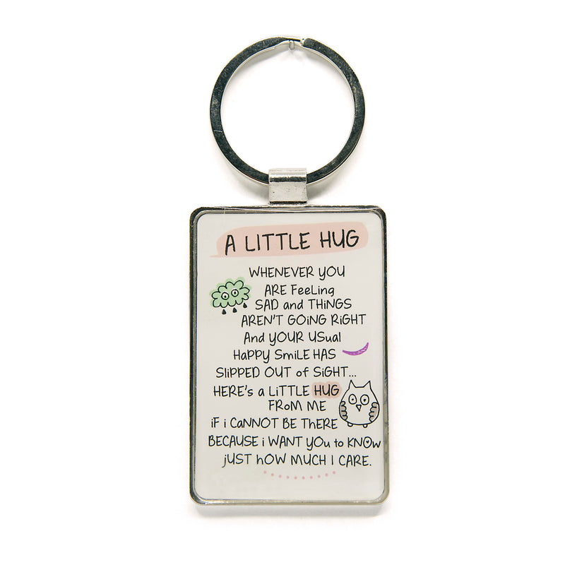 A Little Hug - Keychain