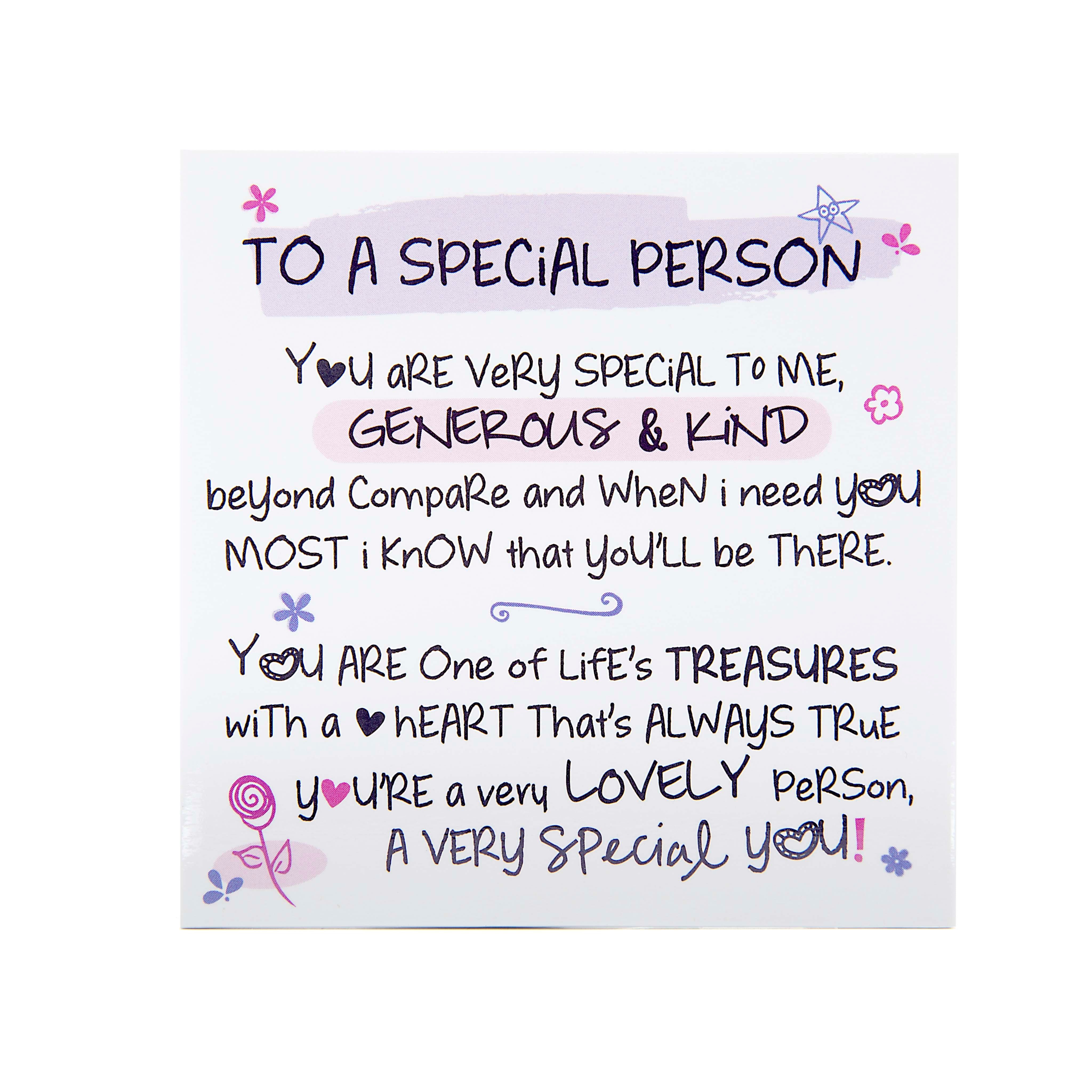 To A Special Person - Magnet