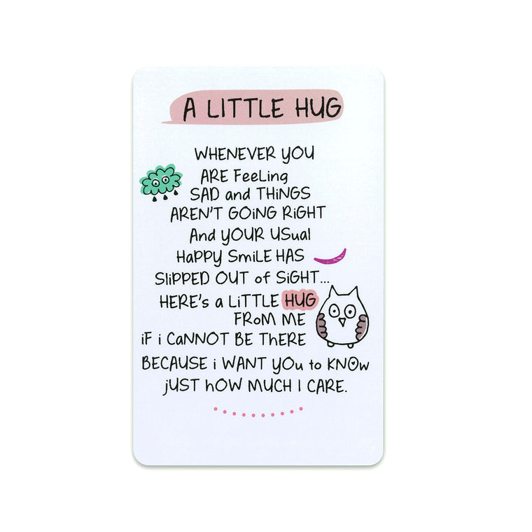 A Little Hug - Keepsake