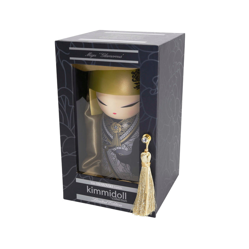 Miyu 'Glamourous' - Limited Edition Figurine