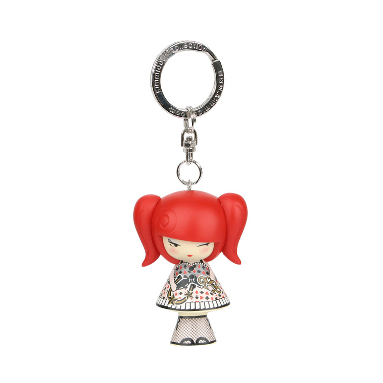 Lacy Luck - Keychain