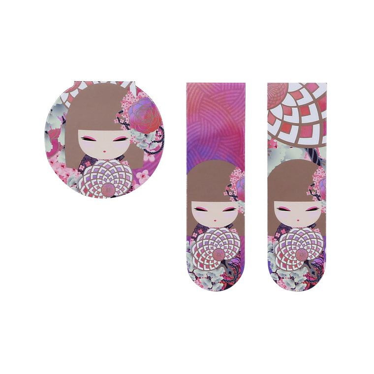 Airi - Magnetic Bookmarks