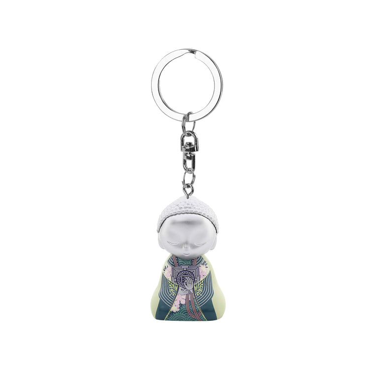 Upon Waking - Keychain