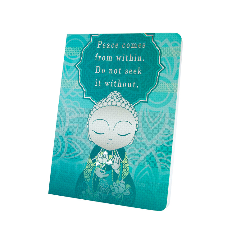 Peace Within - Small Notebook