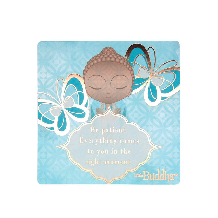 Be Patient - Fridge Magnet