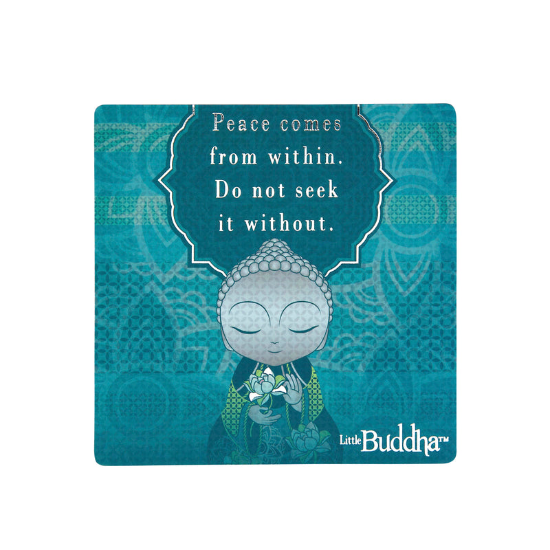 Peace Within - Fridge Magnet