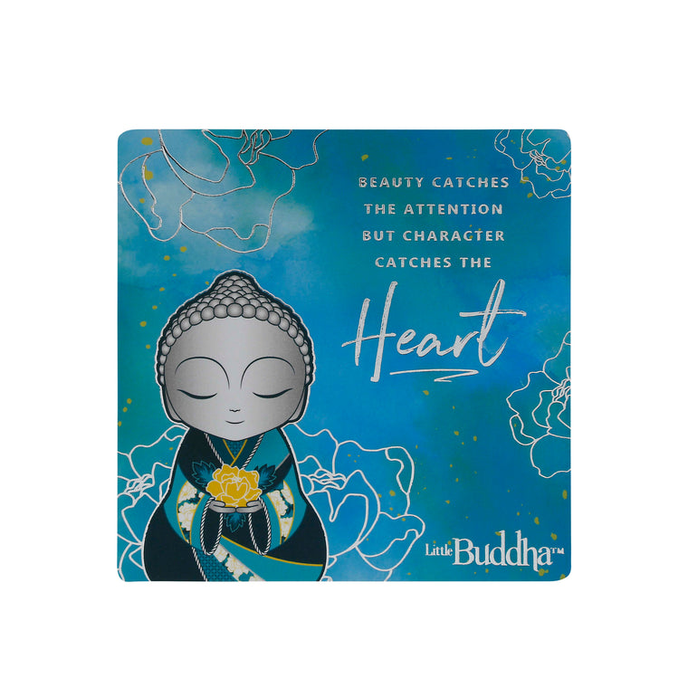 Character Catches The Heart - Fridge Magnet